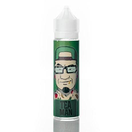 Жидкость для электронных сигарет Mens Club: Tea Man 60мл