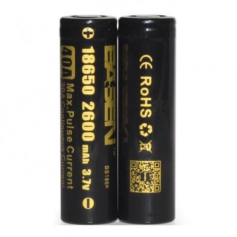 Аккумуляторная батарея Basen 186H 2800 mAh 35A 3.7V