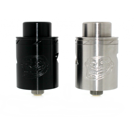Дрип-атомайзер Wotofo The Troll V2 22мм RDA