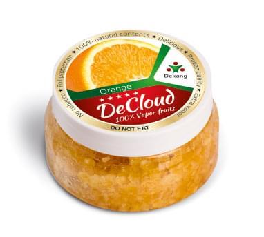 Фрукты для кальяна Decloud Апельсин/Orange 250 г