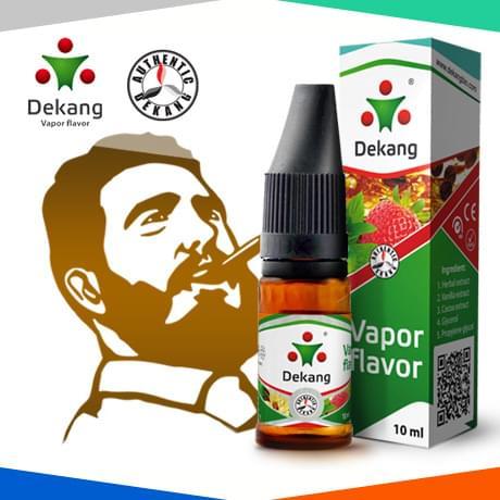 Жидкость для электронных сигарет Dekang Кубинская сигара