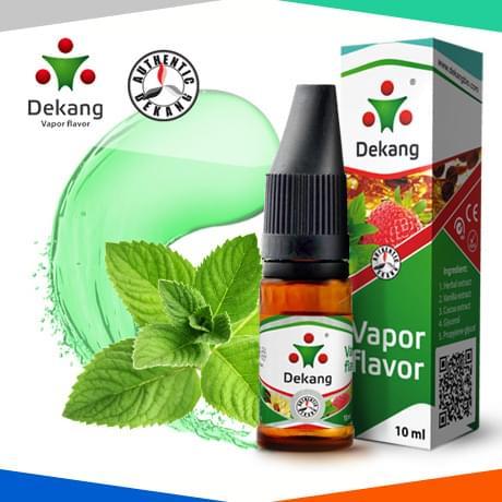 Жидкость для электронных сигарет Dekang Ментол
