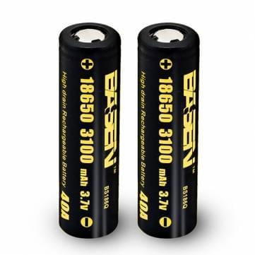 Аккумуляторная батарея Basen 186K 2600 mAh 40A 3.7V