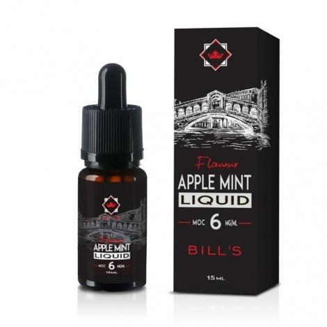 Премиум жидкость Bills City: Apple Mint 15мл