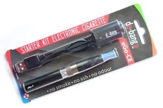 Электронная сигарета de-bang eGo-CE (650 mAh) + клиромайзер Tango-D (1.6 мл)