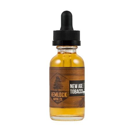 Премиум жидкость Hemlock: New Age Tobacco 20 мл