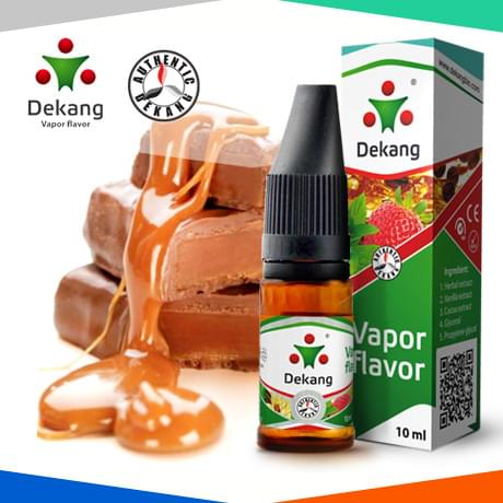 Жидкость для электронных сигарет Dekang Карамель