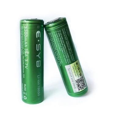 Аккумуляторная батарея Basen 186Q 18650 3100 mAh 40A 3.7V