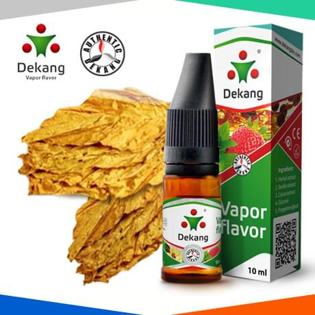 Жидкость для электронных сигарет Dekang Датский табак