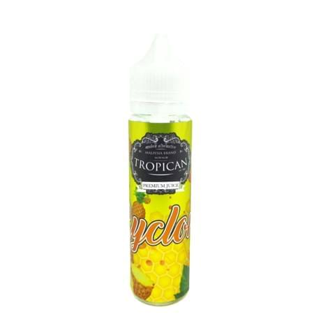 Брак упаковки Премиум Жидкость Tropican: Cyclone