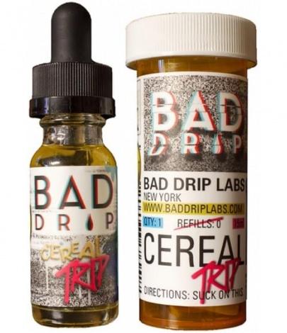 Премиум жидкость  Bad Drip: Cereal Trip 30 мл