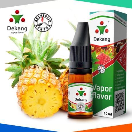 Жидкость для электронных сигарет Dekang Ананас
