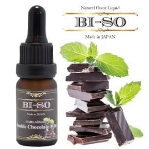 Премиум жидкость для электронных сигарет BI-SO: Double Chocolate Mint 30 мл
