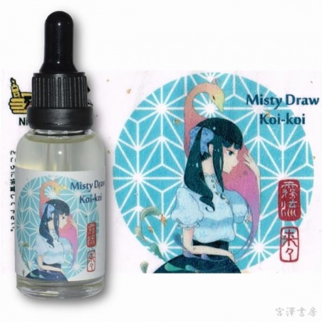 жидкость для электронных сигарет Nagomi: Sakura Tea 30мл