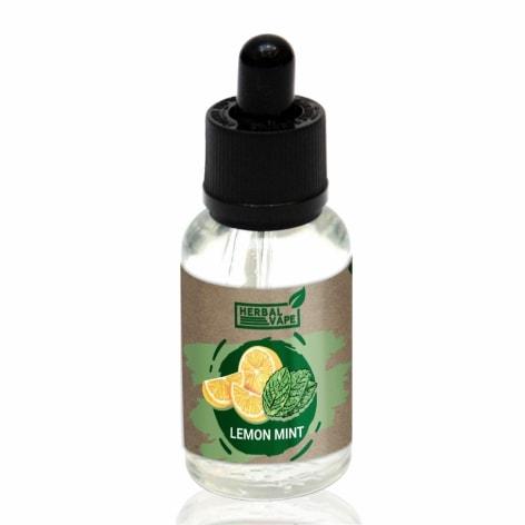 Жидкость Herbal Vape: Lemon Mint (Лимон Мята)
