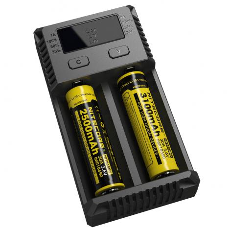 Зарядное устройство для аккумуляторных батарей ESYB M2 220v на 2шт