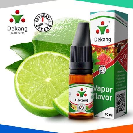Акционная жидкость для электронных сигарет Dekang Лайм