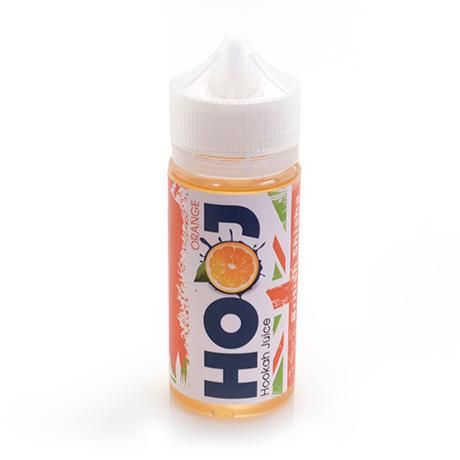 Жидкость для электронных кальянов HOOJ: Апельсин 100мл