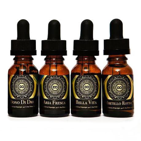 Жидкость для электронных сигарет Drip Origin: Bella Vita 15 мл