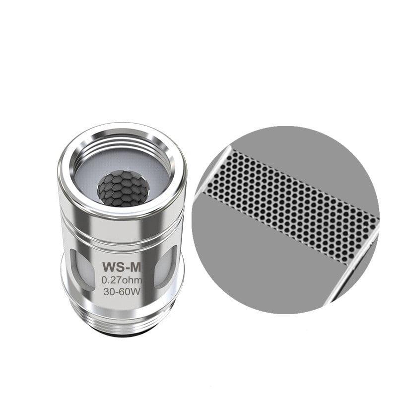 Cменный испаритель WS-M (Mesh) для клиромайзера Wismec Amor NSE