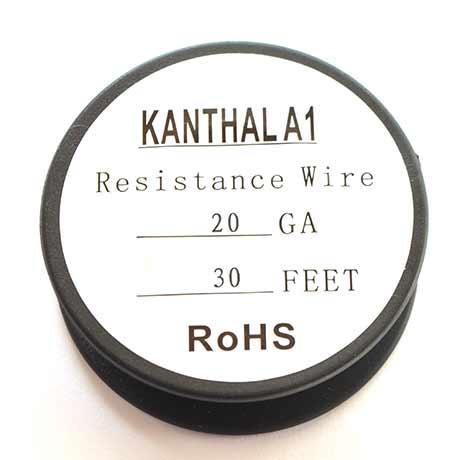 Проволока для намотки CoilArt Kanthal A1 - 30FT