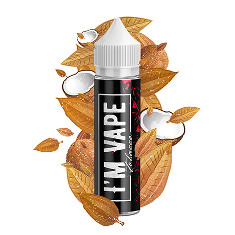 Жидкость для электронных сигарет Im Vape: Apple ICE 60мл