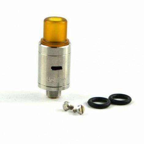 Дрип-атомайзер Hellfire Viper V2 RDA 14мм для EGO (КЛОН)