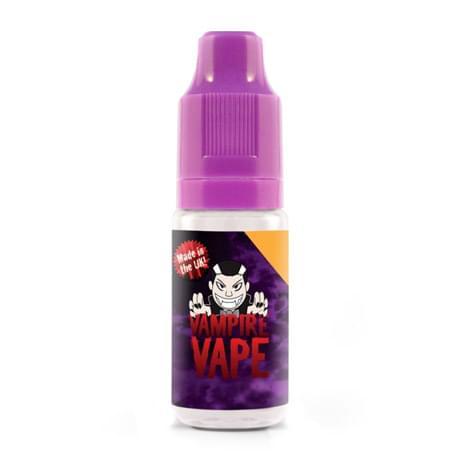 Жидкость для электронных сигарет Vampire Vape: Blackcurrant 10 мл