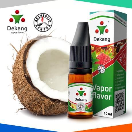 Жидкость для электронных сигарет Dekang Кокос