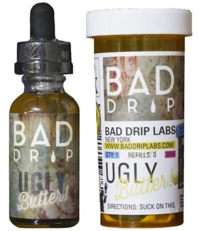 Премиум жидкость  Bad Drip: Ugly Butter 30 мл