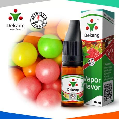 Жидкость для электронных сигарет Dekang Жевачка