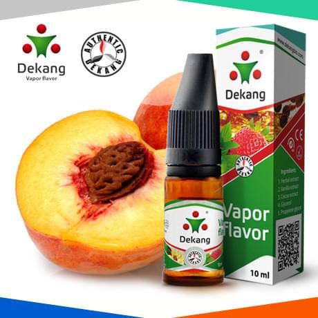 Акционная жидкость Dekang Персик