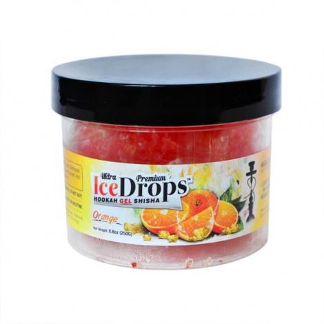 Гель для кальяна Ice Drops Апельсин/Orange 250 г