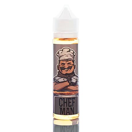 Жидкость для электронных сигарет Mens Club: Chef Man 60мл