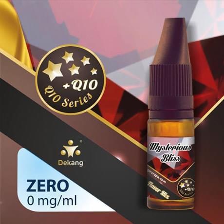 Жидкость для электронных сигарет Dekang Q10: Youth Elixir Эликсир молодости