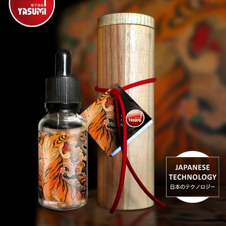 Жидкость для электронных сигарет Irezumi (Ирезуми): Tora