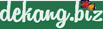 Логотип вейп магазина Dekang.biz