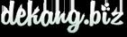 Логотип интернет магазина Dekang.biz